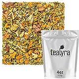 Tealyra – Heal Thyself Moringa and Sea Buckthorn – Lemongrass – Digestiv – Detox – Anti-Stress – Wellness Herbal Loose Leaf Tea – Caffeine Free – 112g (4-ounce) Review