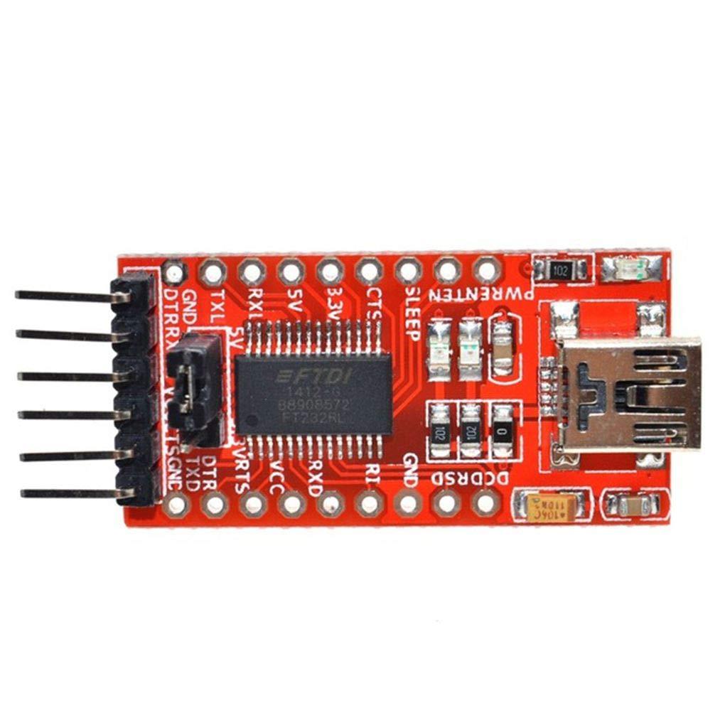 Uzinb Digital LCD Display IIC I2C TWI SPI Serial Interface 1602 16x2 Character LCD Backlight Module Board 5V