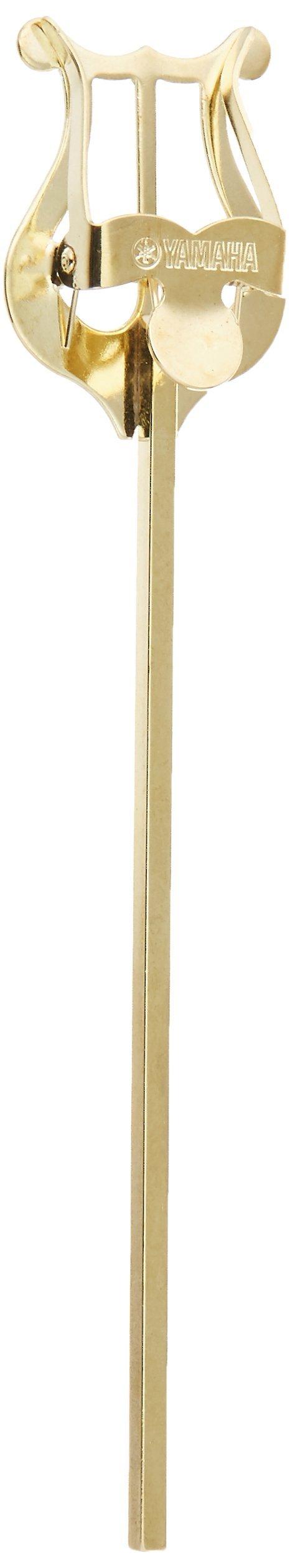 Yamaha YAC-1510G Baritone / Tuba / French Horn Lyre – Gold