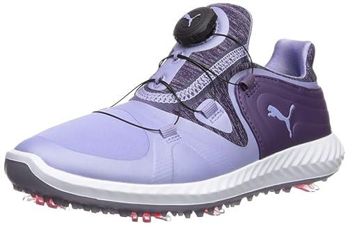 677a6a18 PUMA Golf Women's Ignite Blaze Sport Disc Golf Shoe, Sweet Lavender ...