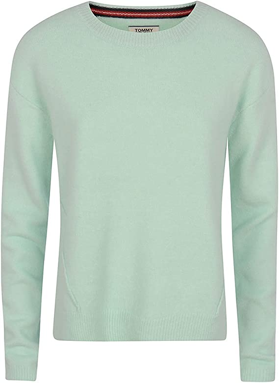 TALLA M. Tommy Hilfiger Basic Sweater suéter para Mujer