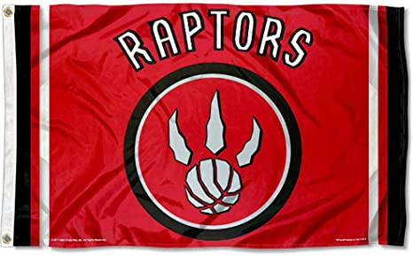cute more photos buying now Wincraft NBA Toronto Raptors 3x5 Banner Flag, Outdoor Flags ...