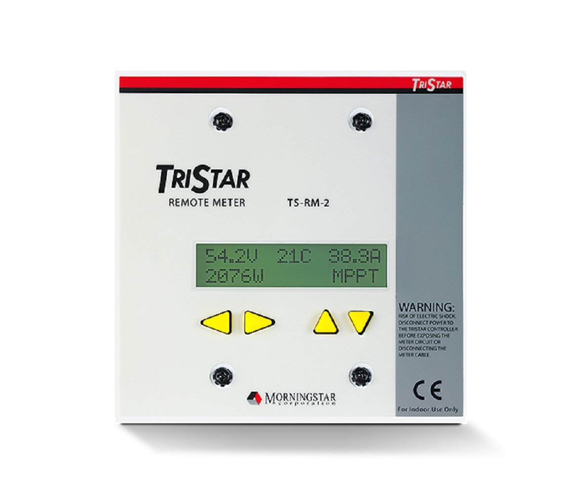 Morningstar Tristar Remote Digital Meter For Ts Mppt Enphase Wiring Diagram Get Free Image About With 100 Cable Rm 2 Home Improvement