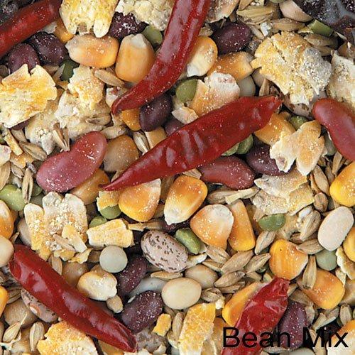 Crazy Corn Cooked Bird Food Bean Mix 1 Lbs., My Pet Supplies