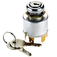 12V Car Motorbike Boat Universal Ignition Key Switch Barrel Kit