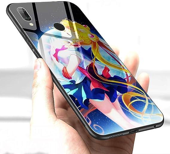 Carcasa de telefono funda Huawei P30 Lite Cover,Vidrio templado ...