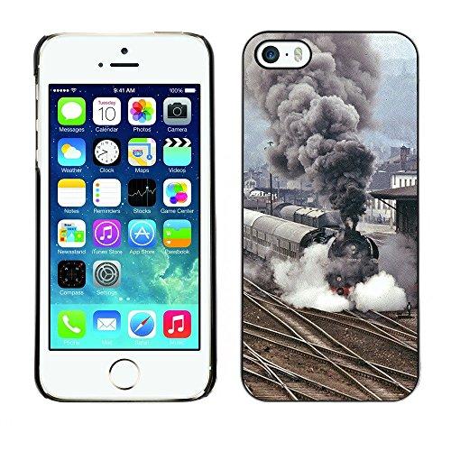 Premio Sottile Slim Cassa Custodia Case Cover Shell // F00000068 de plein air // Apple iPhone 5 5S 5G