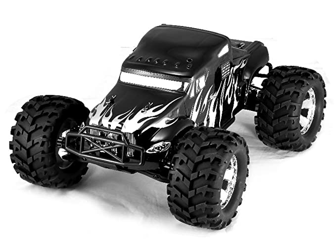 Redcat Racing terremoto 3,5 cc 2-speed Nitro Semi camión, 1/8 Escala: Amazon.es: Amazon.es