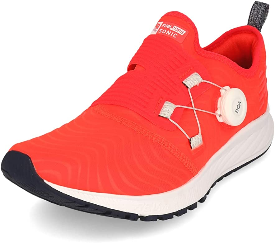 New Balance Fuel Core Sonic v2, Zapatillas de Running Hombre, Naranja (Flame/White Fl2), 44 EU: Amazon.es: Zapatos y complementos