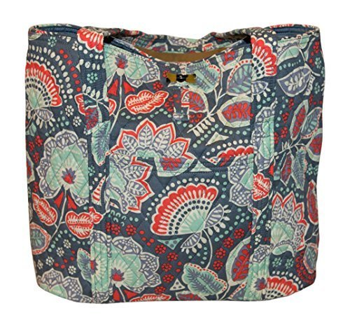 Vera Bradley Vera Tote Bag, Nomadic Floral