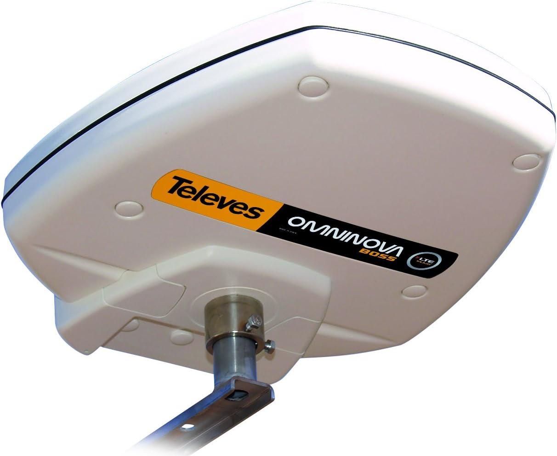 Televes 144441 - Antena omninova boss bi/fm/b3/u g26-30 ...