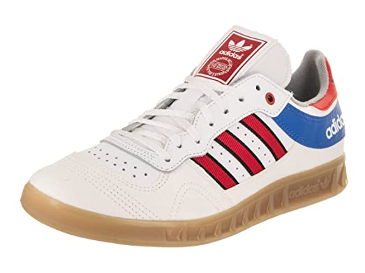 Adidas Men's Handball Top Vinwht/Tacred/Broyal Casual Shoe 8 Men US