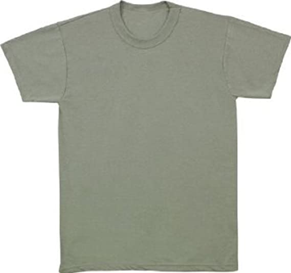 Amazon.com  Foliage Green Moisture Wicking ACU T-Shirt (100 ... 664d3d6c59d