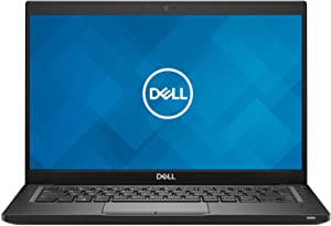 DELL Latitude 7390 2-in-1 Business Notebook, 13.3in FHD Touchscreen, Intel 8th Gen Core I5-8350U Quad-Core, 8GB Ram, 256GB Solid State Drive, Webcam, Windows 10 Professional (Renewed)