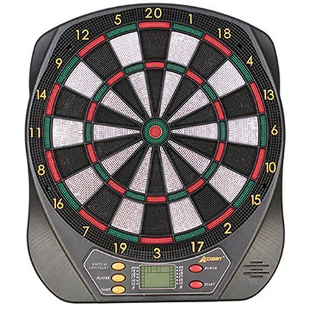 21 Games with LCD Display Accudart Electronic Dartboard
