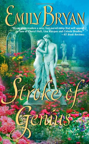 book cover of Stroke of Genius