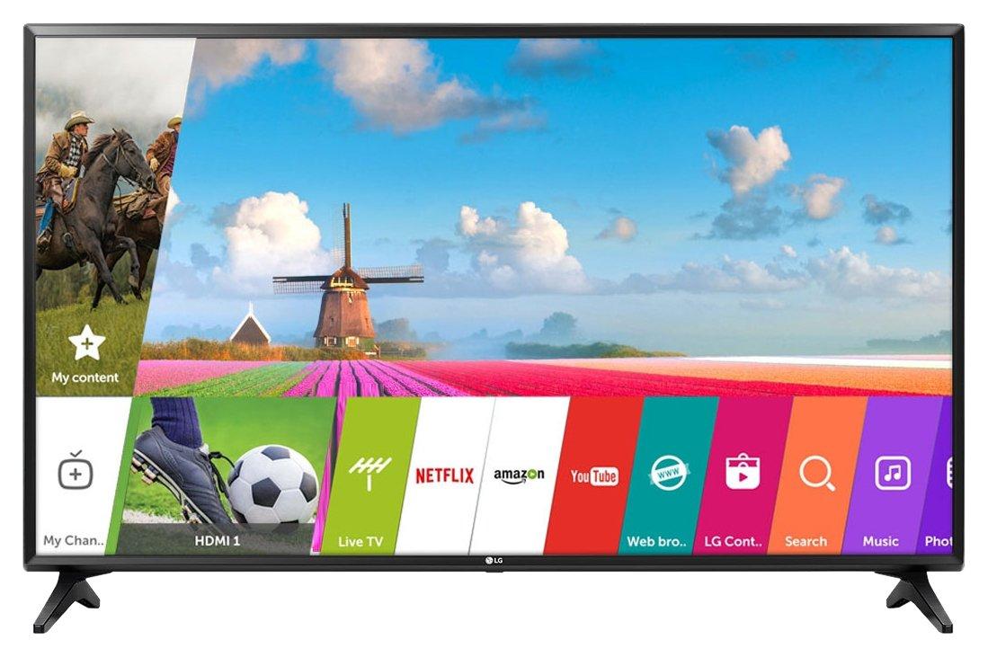 LG 55LJ550T 55 Inch Full HD Smart LED TV