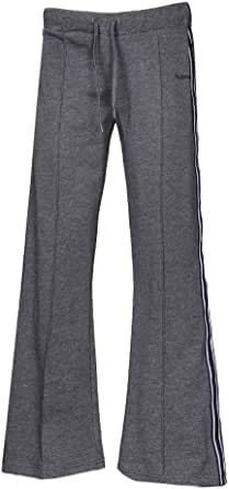 Hummel Flare Pant for Women, Color Grey - Size XS