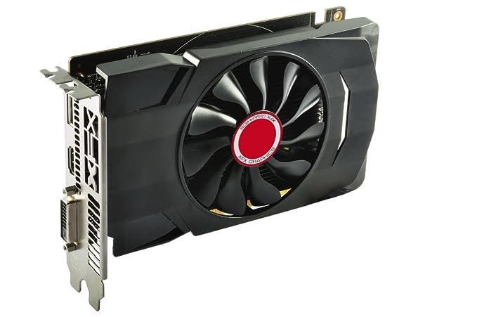 Amazon com: XFX RX 550 2GB DDR5 1203MHz RX-550P2SFG5 PCI