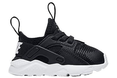 d13e0b4a2ea Nike Huarache Run Ultra (td) Toddler 859594-002 Size 2 Black White