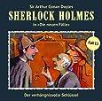 Sherlock Holmes - Die Neuen Fälle - Fall 12 : Der verhängnisvolle Schlüssel