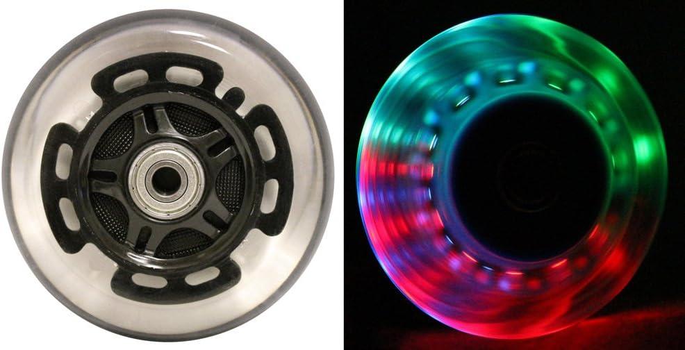 Bigfoot LED Scooter Wheels
