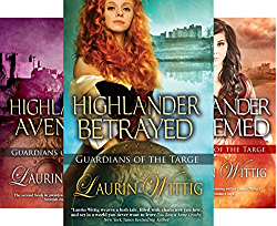 Guardians of the Targe (3 Book Series) by  Laurin Wittig