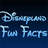Disneyland Fun Facts