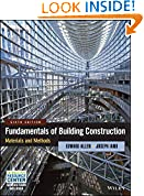 #7: Fundamentals of Building Construction: Materials and Methods