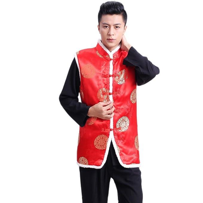 Amazon.com: excellanyard – chino Tang traje Cotton-Padded ...