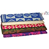VRCT Ivaan Plastic Floor Mat, Chatai, Multicolour