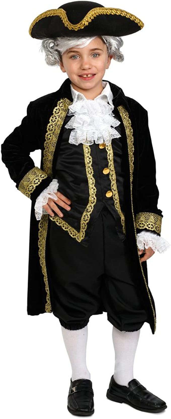 Amazon.com: Dress Up America niños Alexander histórico ...