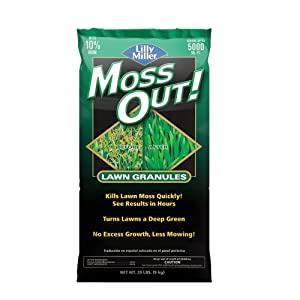 Lilly Miller Moss Out Lawn Granules