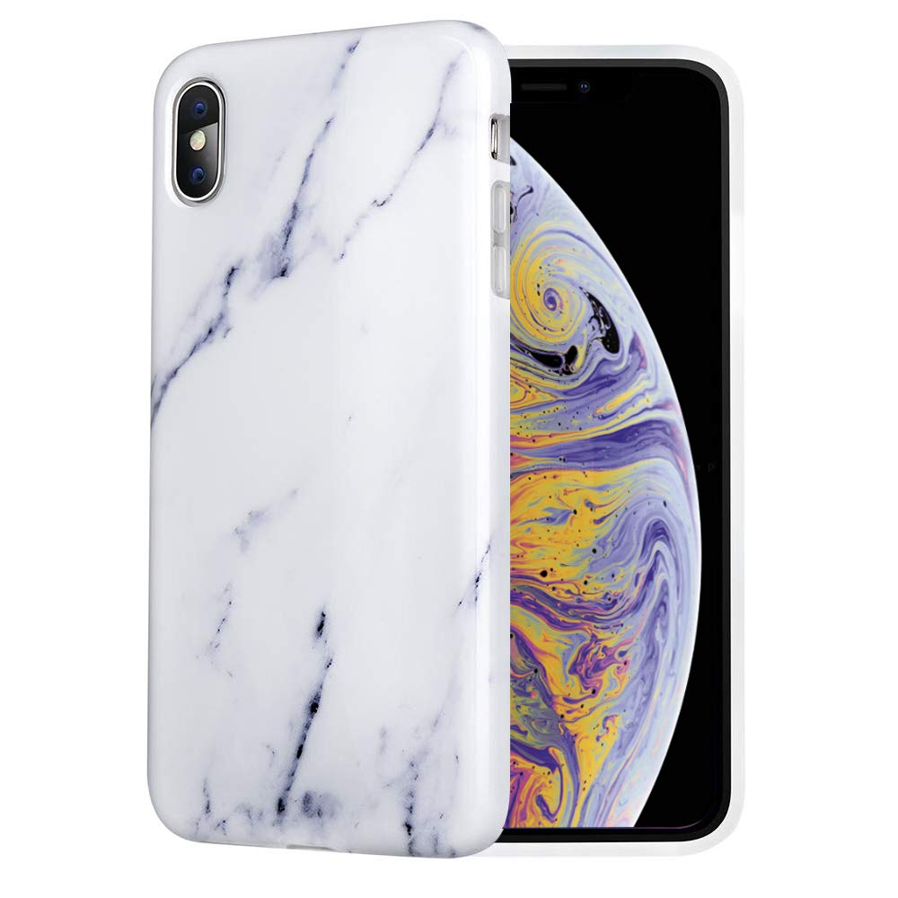 iphone xs max marble case