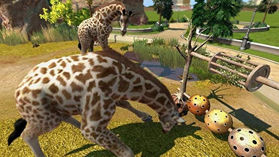 Zoo Tycoon: Ultimate Animal Collection: Amazon.es: Electrónica