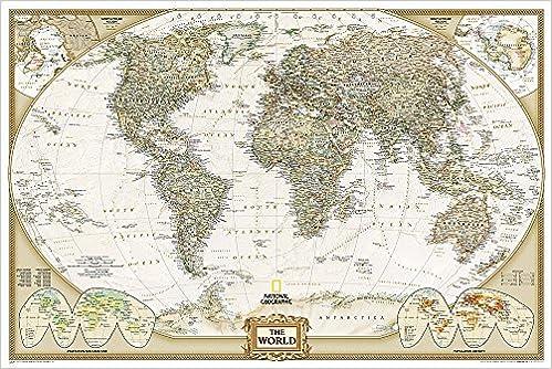Mapas box 4-set con 8 cajas-blanco