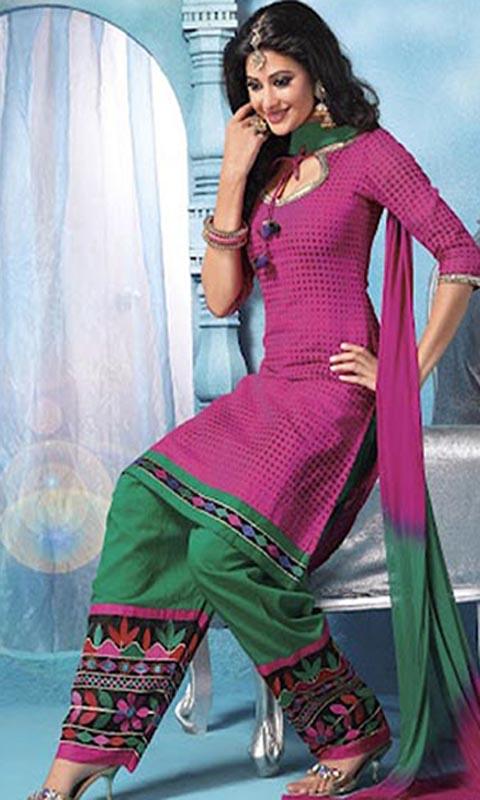 97a7868dea91 Salwar Kameez Designs For Indian Girls Vol 2 - Import It All