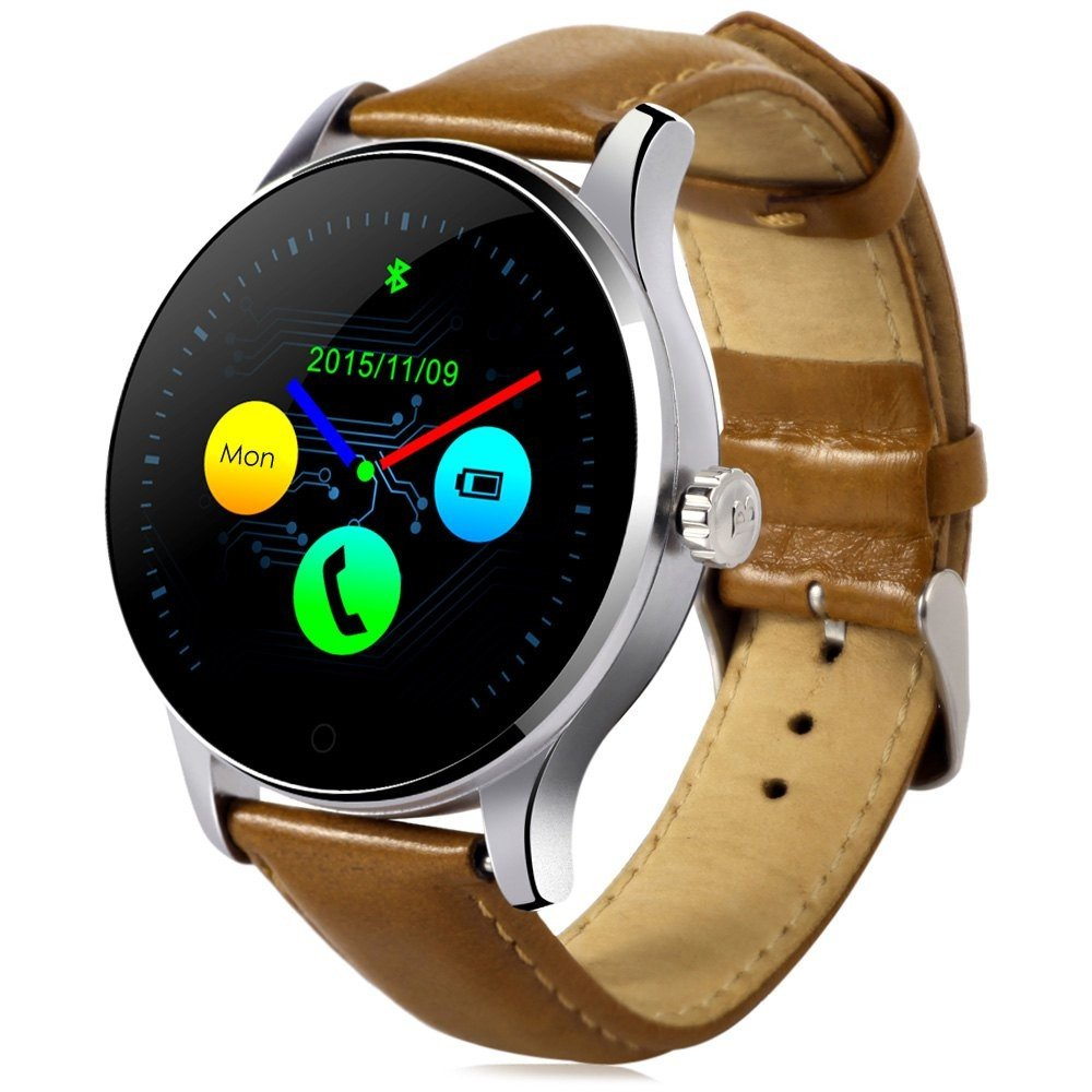Amazon.com: Efanr K88H Bluetooth Smart Watch, Wrist Watch ...