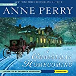 A Christmas Homecoming: A Novel   Anne Perry