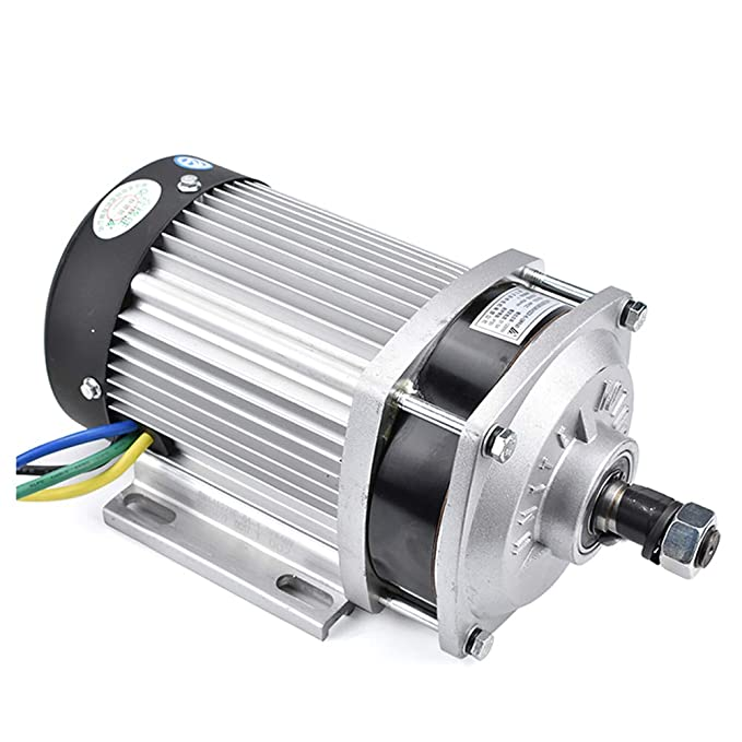 Amazon.com: Mid drive motor 48V 1000W, Electric Tricycle ...