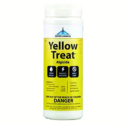 Amazon.com: United Chemicals Yellow Treat contenedor de 2 ...