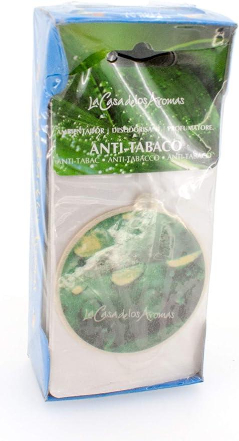 Pack 5 Ambientadores Antitabaco y Aromas Surtido: Amazon.es: Hogar