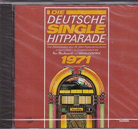 deutsche single hitparade 1971