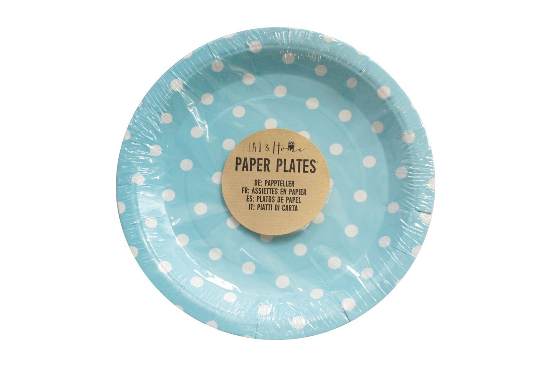 Piatti Di Carta Battesimo : Lau and home piatti di carta stoviglie di compleanno stoviglie