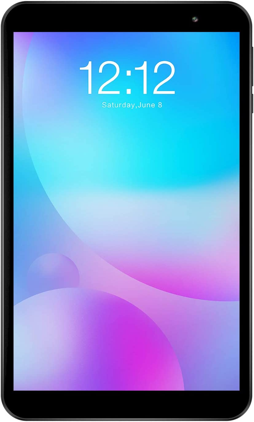 Double Cam/éra 64 Bits 2Go RAM 32Go ROM IPS 800x1280 Bluetooth 5.0 Tablette Tactile 8 Pouces Quad Core TECLAST P80 Tablettes Double Bande WLAN Type C Android 10