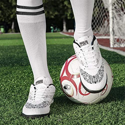 メンズボーイキッズサッカークリート芝サッカーサッカーシューズTFハードコートスニーカートレーナーブーツ
