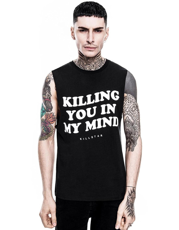 Killstar Men's Vest Black Black