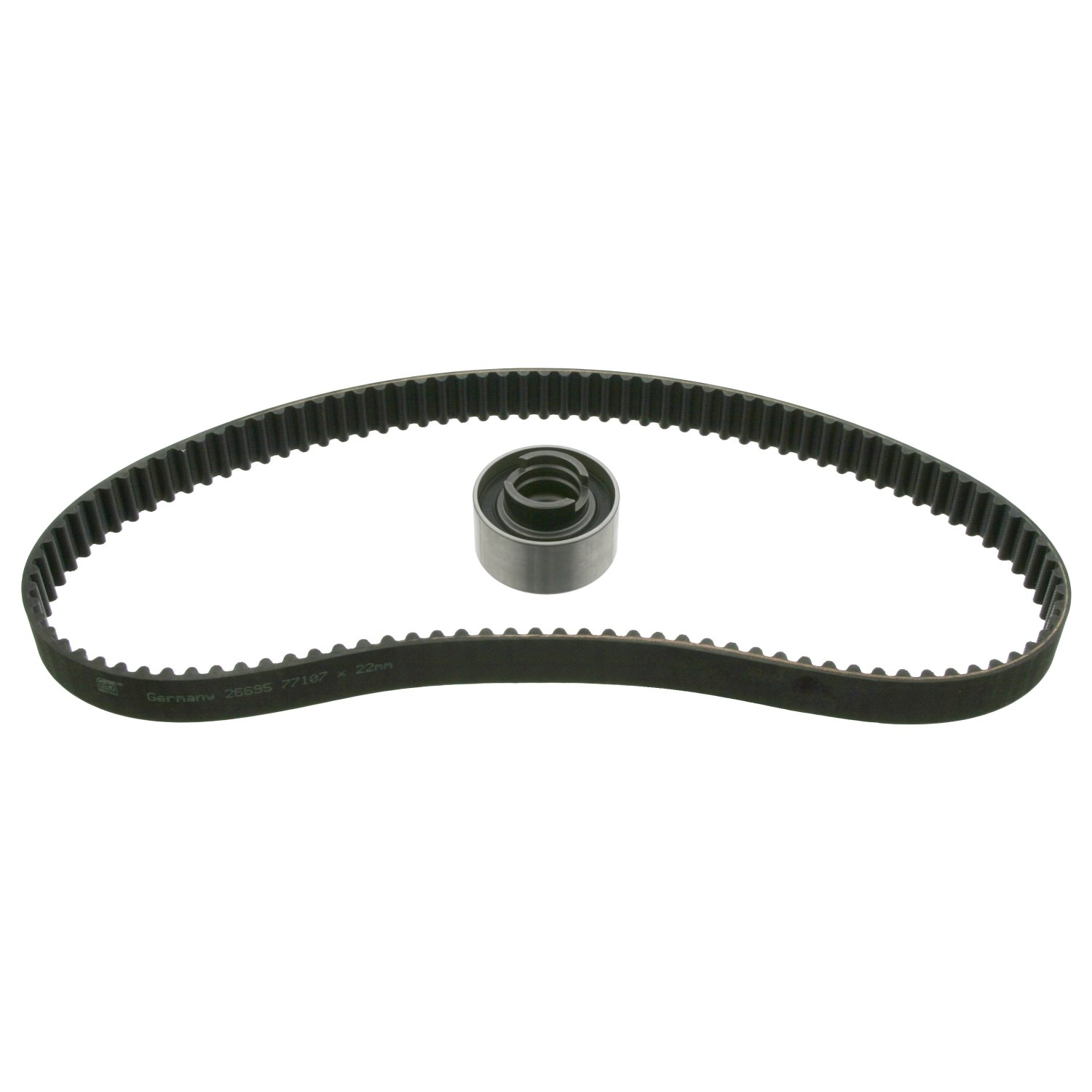 febi bilstein 26905 timing belt kit for camshaft - Pack of 1