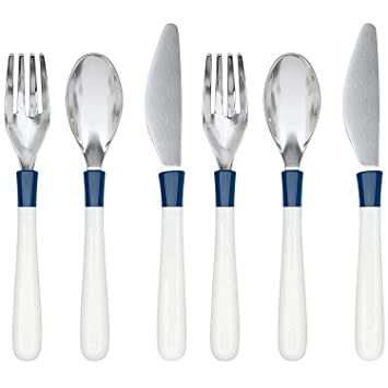 OXO Tot Cutlery Set for Big Kids Teal