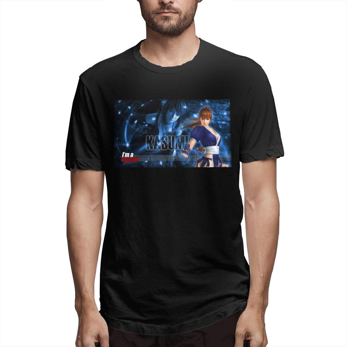 Amazon.com: Thno Kasumi Ninja Dead Or Alive Mens T-Shirts ...